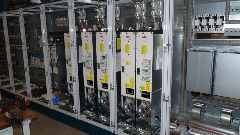 Manufacturing of Electrical panels and development of PLC Software for new Chromium-Free Chemical Treatment at ETL No 2.